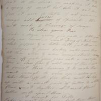 Folio 2. Page 4 . Verso